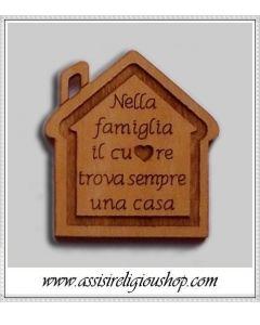 """Calamita """"Casetta"""""""